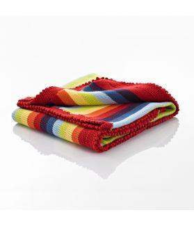 Blanket - rainbow multi 600-002RM