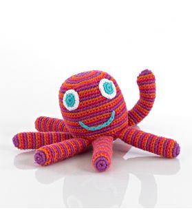 Octopus - pink 200-099OCTP