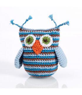 Owl - blue 200-099OB