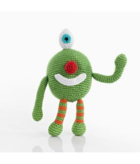 Chubby monsters - Cheeky - green 200-099CMG