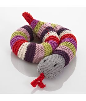 Rattles - snake - purple 200-099SP