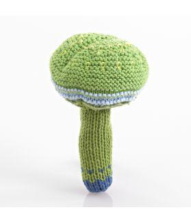 Vegetable rattles - broccoli 200-005L