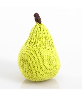 Fruit rattles - pear 200-006D