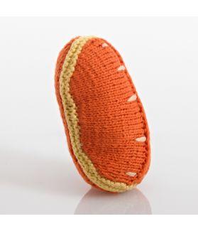 Fruit rattles - orange slice 200-006C